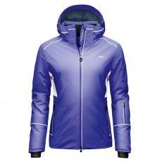 Deze #Kjus Formula #winterjas voor dames zit al in de collectie van Kjus zolang het merk bestaat. Door de jaren heen is het product steeds weer verbeterd.