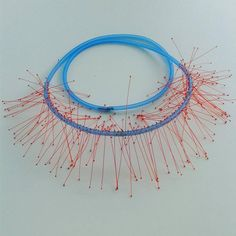 Ismini Pachi #colorful_collection #mykonos #neckpiece