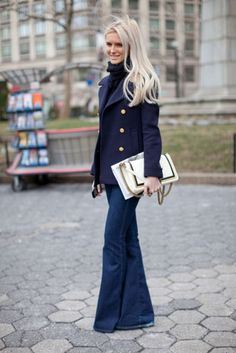 Пальто-шинель и пальто-бушлат: как их носить 0