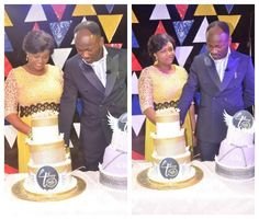 Apostle Suleman & Wife Celebrate 4th Anniversary Of Their Tv Channel (See Photos)