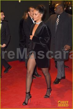 Pantyhose Red Carpet