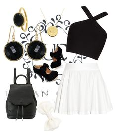 """""""@urbancarats"""" by niiikkee-on ❤ liked on Polyvore featuring BCBGMAXAZRIA, Alice + Olivia and rag & bone"""