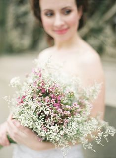 gorgeous bouquet / Hushed Commotion / Jen Huang Photography #flowers