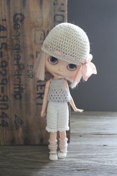 Blythe Crochet pantalon ou culotte bouffante faite par pinkujane