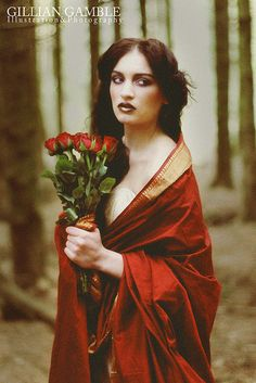 Pre-Raphaelite Passion by GIllian Gamble