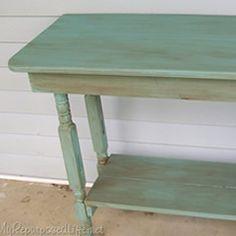 Create a Table Furniture Update, New Furniture, Furniture Projects, Furniture Making, Vintage Furniture, Steel Furniture, Furniture Stores, Garden Furniture, Reuse Cribs