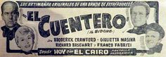 1955 - IL BIDONE - Federico Fellini - (LA CAPITAL, March, 1957, Rosario, Argentina)