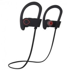 15.99 Discount Baytek Wireless Bluetooth Sport Headphones in Black 64b986edbd4c