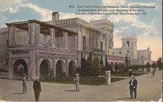 Home Economy Building Panama California Exposition 1915 San Diego CA | eBay