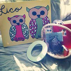 Big little crafts