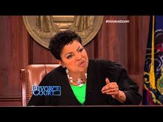 Name Calling is Mental Violence Says Judge Lynn Toler Tv Judges, Divorce Court, Name Calling, Bare Face, Reality Tv, Equality, Names, Relationship, Sayings