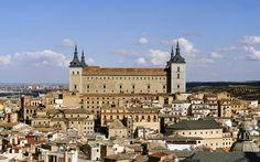 Alcázar of Toledo, Spain
