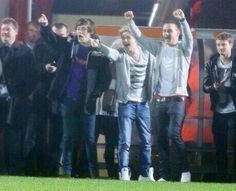 We're gonna see more of this since lou has been signed to Doncaster fc