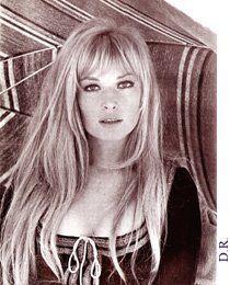 Monica Vitti, italian film star