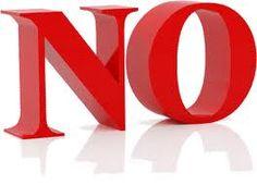 Saying No to Everything (Bad Habit #37)