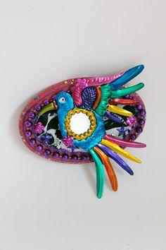 Mexican tin bird