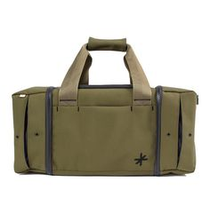 Weekender Sneaker Duffels got a major upgrade for our Summer 2015 Collection, the Denier Nylon we used is known for its durability and resistance to abrasions, tears and scuffs. This fabric has been designed specifically for military and extended outdoor use and has a longstanding military heritage, over 45 years