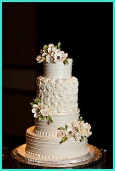 Wedding Cakes - Get A Wedding Cake On A Budget *** Check this useful article by going to the link at the image. #WeddingCakes