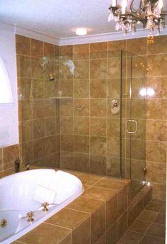 #Bathroom #Tile #Shower by www.rontimpanaro.com