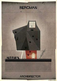 Ingmar Bergman's House
