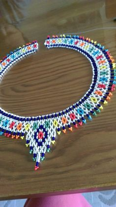 Beading Patterns Free, Beaded Bracelet Patterns, Beaded Jewelry, Seed Bead Necklace, Seed Bead Bracelets, Beaded Necklace, Handmade Beads, Handmade Necklaces, Handmade Jewelry