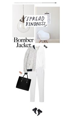 """""""Spread Kindness"""" by miss-milika ❤ liked on Polyvore featuring MANGO, By Malene Birger, Zara, CÉLINE, women's clothing, women, female, woman, misses and juniors"""