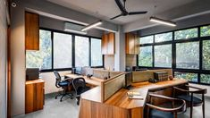 Get some amazing ideas of office cabin design ideas with the help of The Architecture Designs. Visit our website for more ideas.