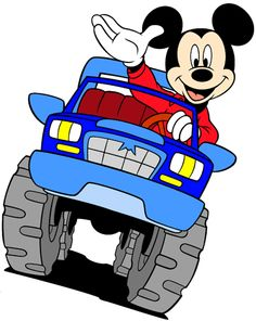 Disney Babies Clip Art | Disney Clipart Library - Mickey Mouse