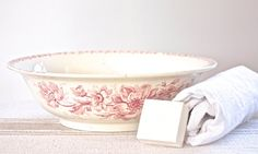 Large Stoneware Bowl - RESERVED FOR SUSANA