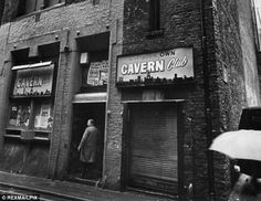 Cavern Club - 1960's