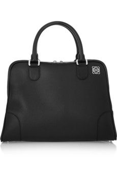 The Unknown IT bag: Loewe Amazona 75 large leather tote | NET-A-PORTER