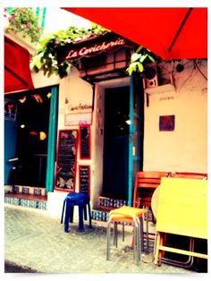 """La Cevicheria"" My favorite sea food restaurant in Cartagena"