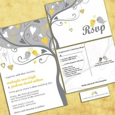 casual wedding invitations and the insanity of writing out two
