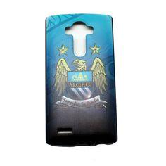 ΘΗΚΗ LG G4 BACK CASE TPU MANCHESTER CITY Manchester City, Phone Cases
