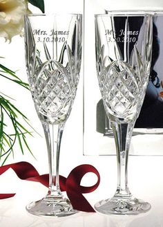 Engraved Glasses