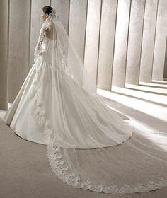 Image result for pronovias wedding veils