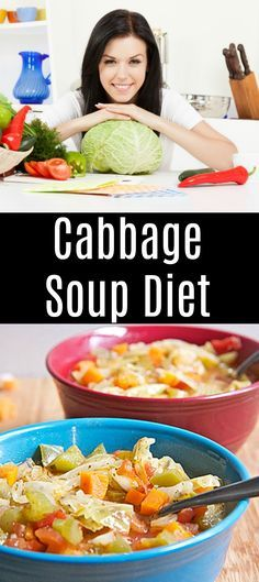 You'll find more people hate quick diets than love them. But the bottom line is that quick diets, like the cabbage soup diet, work. The trick is to utilize the diet and adjust it to