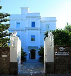Villa dei D'Armiento, Almafi Coast