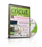 Cricut A to Z DVD - Absolutely the best DVD for learning the Cricut!