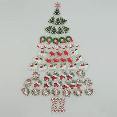 Soooo cool Christmas tree