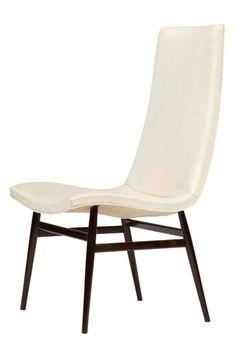 Desk chair by Joaquim Tenreiro (1906-1992), 1 9 5 0s, Brazil.