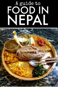 A guide to food in Nepal. What do locals, trekkers and travellers eat in Nepal? We give you the low down on the best Nepalese dishes. Nepali foods such as dhindo or dhido ( pictured). Nepal Food, Asian Recipes, Ethnic Recipes, Nepalese Recipes, Florida, Foodie Travel, Food Inspiration, Travel Inspiration, Street Food