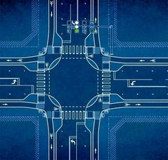 The next breakthrough for a bike-friendly world: Protected intersections! (video) : TreeHugger