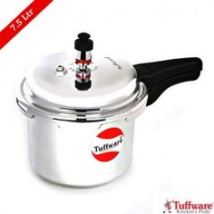 Tuffware Aluminium Model Pressure Cooker Outer Lid 7.5 Ltr