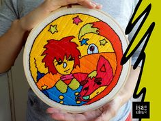 Embroidery Hoop Art  Little Prince 5  Bordado com by MarciLand5