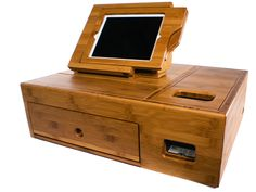 The Cashbox is an iPad Point of Sale (POS) Solution that integrates a credit/debit card reader, iPad, cash drawer, and receipt printer into an attractive and secure, full-featured POS system. It...