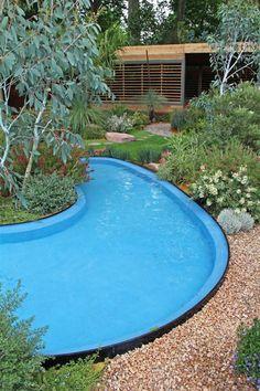 Australian Garden presented by Royal Botanic Gardens Melbourne. RHS Chelsea Flower Show 2011. Gold Medal. design by jimfogartydesign.com.au