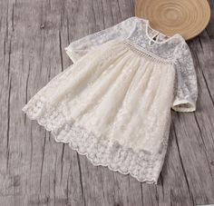 Cheap dress girl, Buy Quality dress girl fashion directly from China fashion dresses girls Suppliers: VORO BEVE Summer Fashion Baby Girl Dress Lace Flower Embroidery Long Sleeves Children Clothes kids causal dress girls dresses Girls Lace Dress, Wedding Flower Girl Dresses, Little Girl Dresses, Girls Dresses, Dress Lace, Lace Dress For Kids, Flower Girls, Party Dresses, Toddler Dress