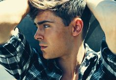Zac Efron, you need to patent this pose. No one can pull it off like you can.