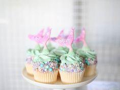 Ivy and Bleu Mermaid Birthday Party